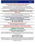 ChamberGram 02-05-10 printable version.pub - Pickens County ... - Page 2