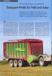Download Technik Report, Schlepperkatalog 2012