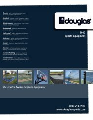 Download the latest copy of our Sports Equipment Catalog Here