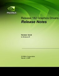 release notes xp - Nvidia's Download site!!