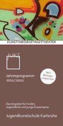 Jugendkunstschule Karlsruhe