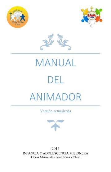 MANUAL DEL ANIMADOR