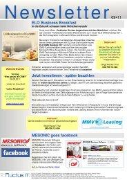 Fluctus IT GmbH Newsletter-2011-09 - Gabriela Friedrich – Frei für ...