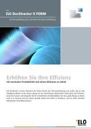 DocXtractor - Fluctus IT GmbH