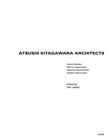 Atsushi Kitagawara Architects