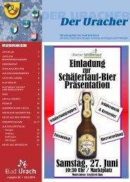 Der Uracher KW 26-2015