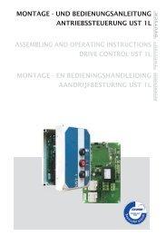 Bedienungsanleitung UST1-L - Mtec