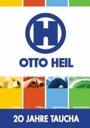 Sanierung WasserBau - OTTO HEIL GmbH & Co.KG