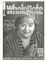 Volume 4 Issue 2 - October 1998
