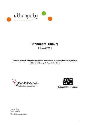 Rapport final du projet - Ethnopoly