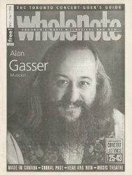 Volume 4 Issue 3 - November 1998