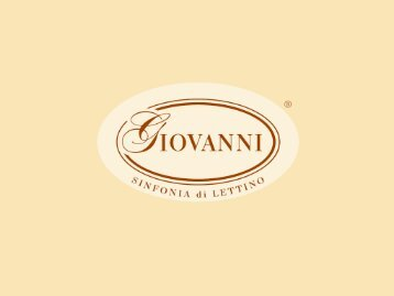 Catalog Giovanni Bedclothes 2012