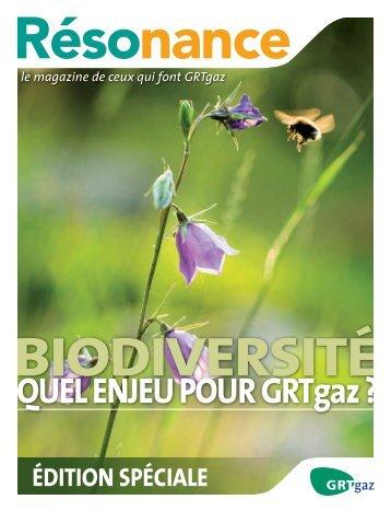 la biodiversité - GRTgaz