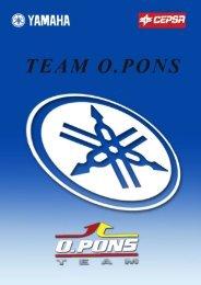 Oriol Pons Has Spent 30 Years Of His - Goldfren