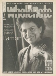 Volume 4 Issue 6 - March 1999