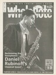 Volume 4 Issue 10 - July/August 1999