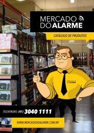 Mercado do Alarme - Catálogo de Produtos - maio/agosto 2015