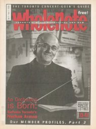 Volume 5 Issue 2 - October 1999