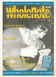 Volume 5 Issue 8 - May 2000