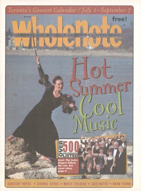 Volume 5 Issue 10 - July/August 2000