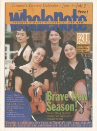 Volume 5 Issue 9 - June 2000
