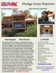 Villa Papagayo.pdf - Costa Rica Property