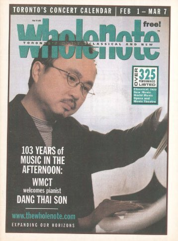 Volume 6 Issue 5 - February 2001