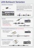 Reihenschaltung - die effektivste Betriebsart für LEDs - Hansen-LED - Seite 6