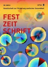20 Jahre GFSG - Festzeitschrift (PDF, 4.0 MB) - Gesellschaft zur ...