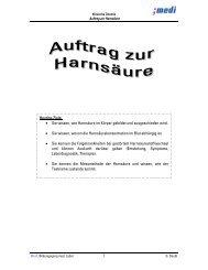"""Auftrag zum Skript """"Harnsäure"""" - Medizinisches Labor 08-11's Blog"""