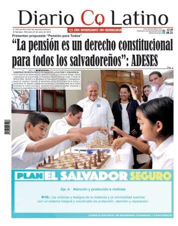 Edición 24 de Junio de 2015