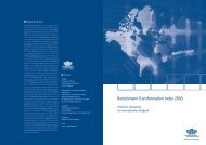 Download - BERTELSMANN TRANSFORMATION INDEX (BTI) 2003