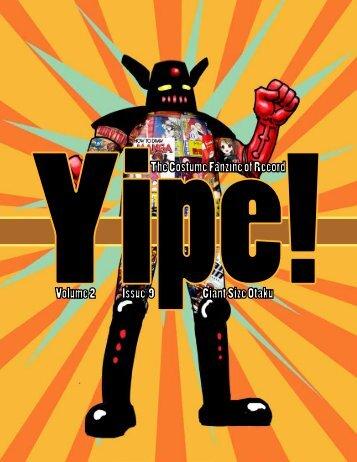 Issue 9 - YiPE!