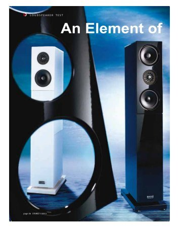 An Element of - Audio System