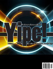 YIPE! Issue 10 (High-Resolution PDF, 26.59M)