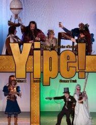 Issue 4 - Yipe!