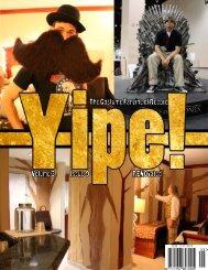 YIPE! Issue 9 (High-Resolution PDF, 54.8M)