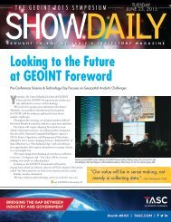 SHOW DAILY 2015 DAY 2