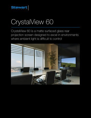 CrystalView 60 - Tecco