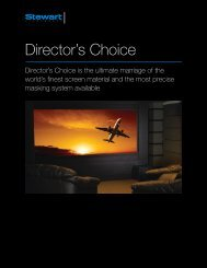 Director's Choice - Tecco