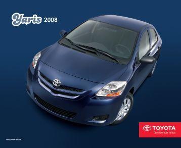 La Yaris - Toyota Canada