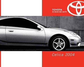 04-Celica Tsunami-Fr-Rev.v2 (Page 2 - 3) - Toyota Canada