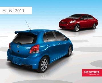 Yaris 2011 - Toyota Canada