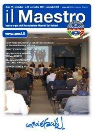 dall'Associazione - AMSI Associazione Italiana Maestri di Sci ...