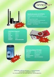 Samsung Galaxy S III mini USB-Stick Kingston