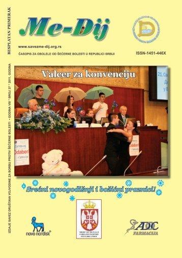 Valcer za konvenciju - Savez društava Vojvodine za borbu protiv ...