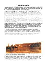 Gorsselse Heide - MijnGelderland