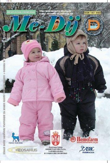 Me-Dij - Savez društava Vojvodine za borbu protiv šećerne bolesti