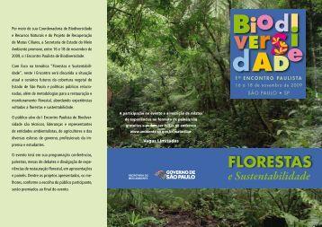1 Encontro de Biodiver...
