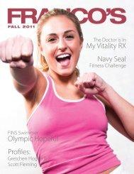 My Vitality RX Navy Seal Olympic Hopeful Profiles: - Franco's ...